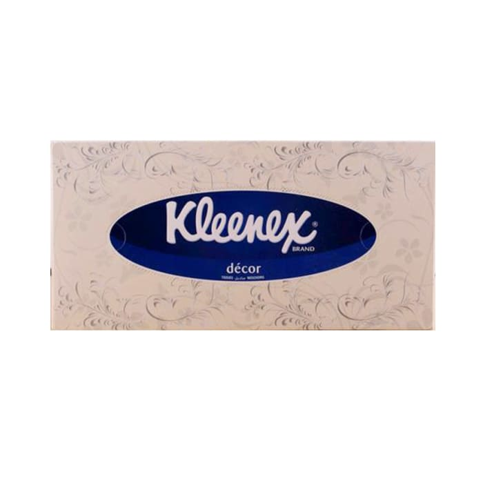 Kleenex Facial Decor Tissue
