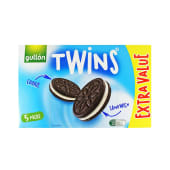 Gullon Biscuit Twins 5pk O2 330g