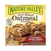 Nature Valley Soft-Baked Cinnamon Brown Sugar Oatmeal