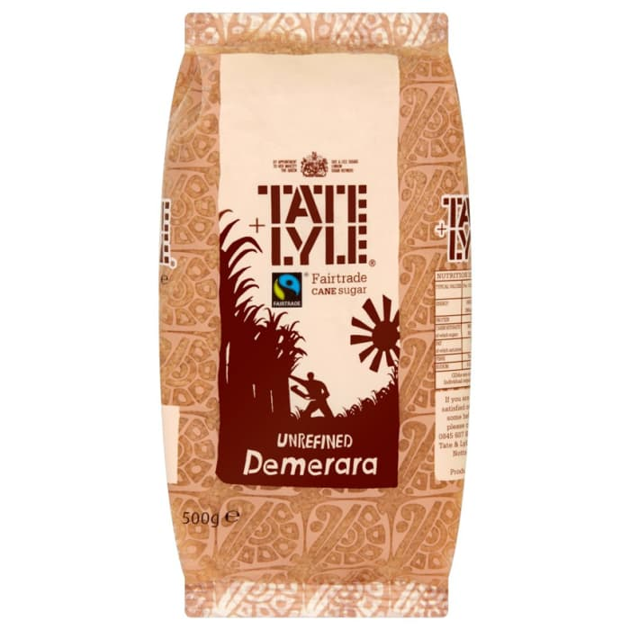 Tate Lyle  Demerara Unrefined Sugar
