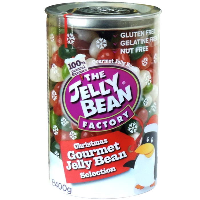 The Jelly Bean Factory Cannister Beans