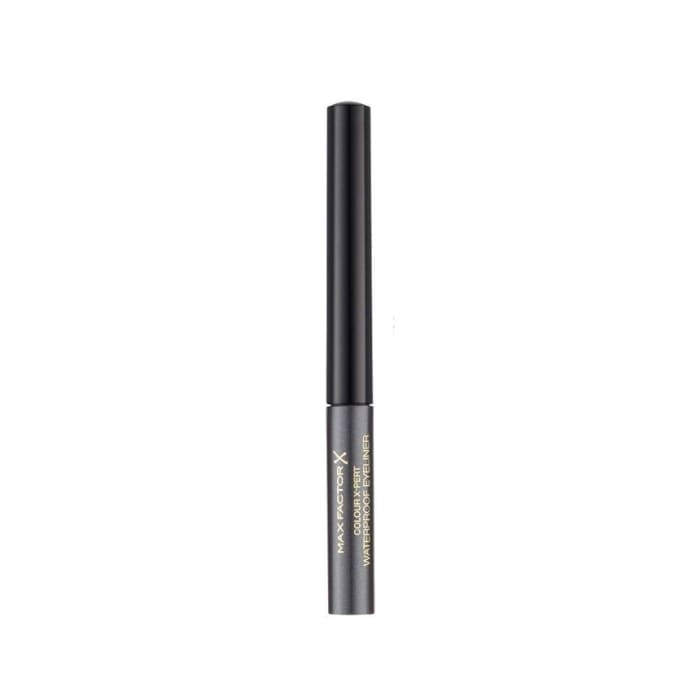 Max Factor Color X-Pert Waterproof Eyeliner No. 02 Metallic Anthracite