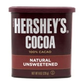 Hershey's Cocoa 100% Cocao Natural Unsweetened 226 Grams