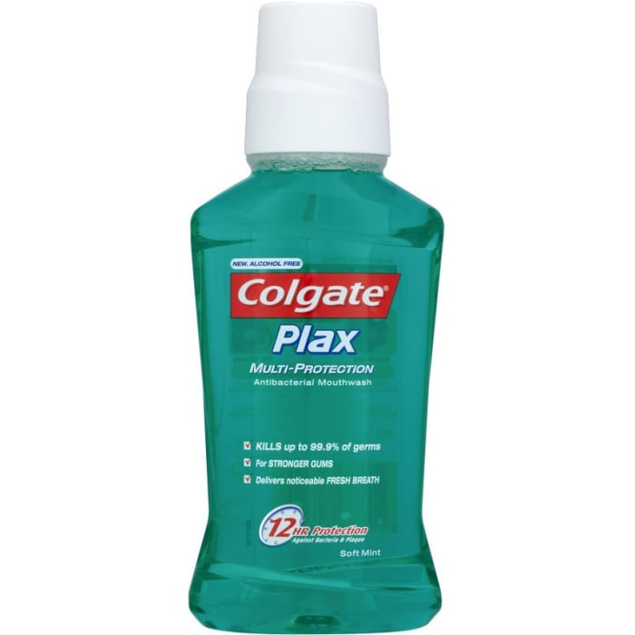 Colgate Plax Multi-Protection Soft Mint Daily Mouthwash