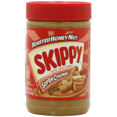 Skippy Super Chunk Roasted Honey Nut Peanut Butter Spread