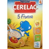 Nestle 5 Fruit Baby Cereal