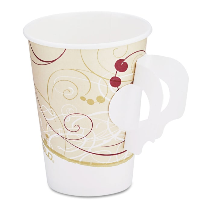 Paper Disposible Cup With Handle