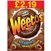 Weetabix Chocolate Cereal