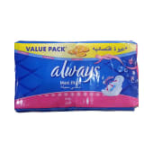 Always Women Care Maxi Thick 3 Action Extra Long