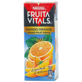 Nestle Mango Orange Juice 200 Ml