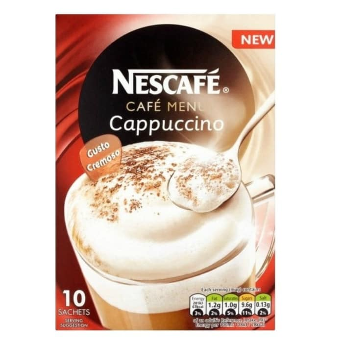 Nescafe Cappuccino Coffee