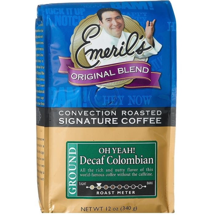 Emeril's Ground Coffee Decaf