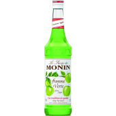Monin Premium Green Apple Syrup 700ml