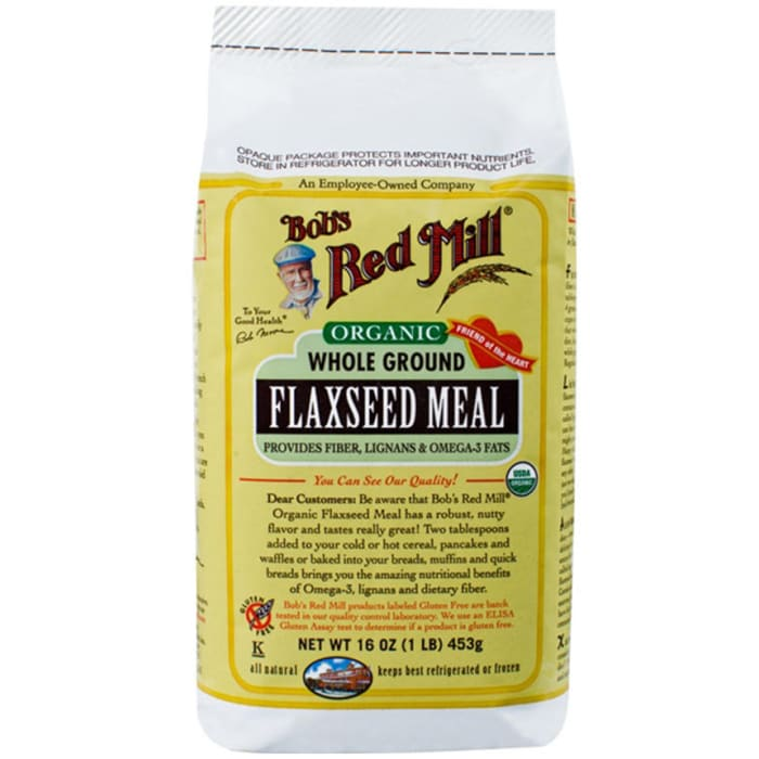 Bob's Red Mill Organic Flax Seed Meal