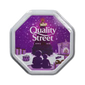 Quality Street Chocolate XMas Tin 1.2Kg