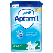 Aptamil Follow On Milk 6-12 Months Step 2 - 800 Grams