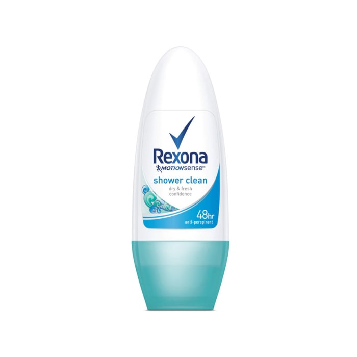 Rexona Anti-Perspirant Shower Clean Roll On for Women