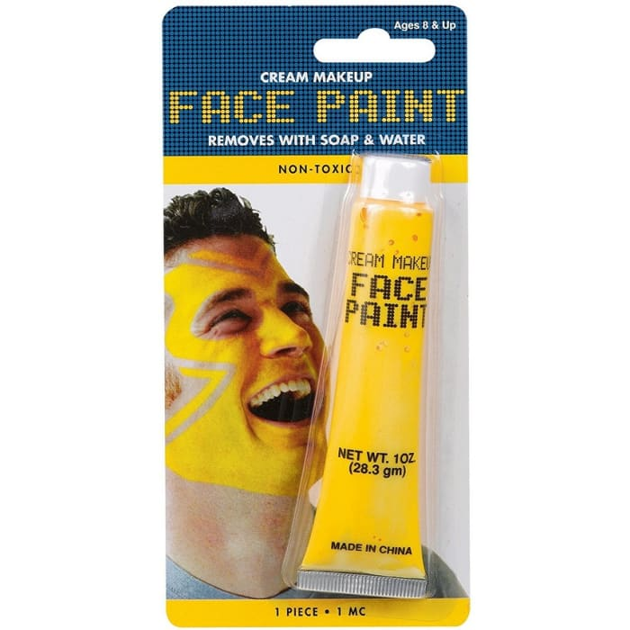 Amscan Face Paint Yellow