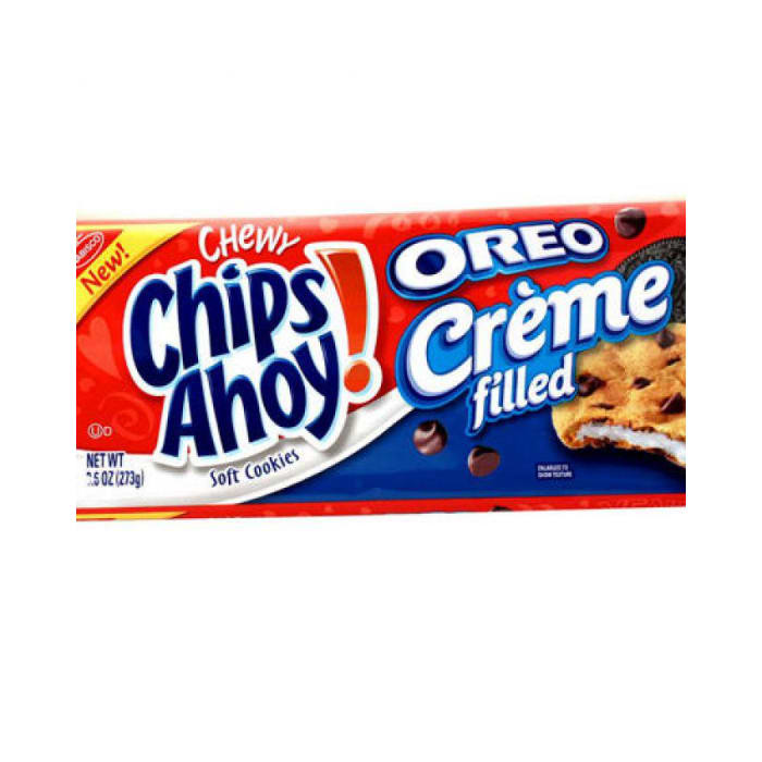 Nabisco  Chewy Oreo Creme Filled Cookies