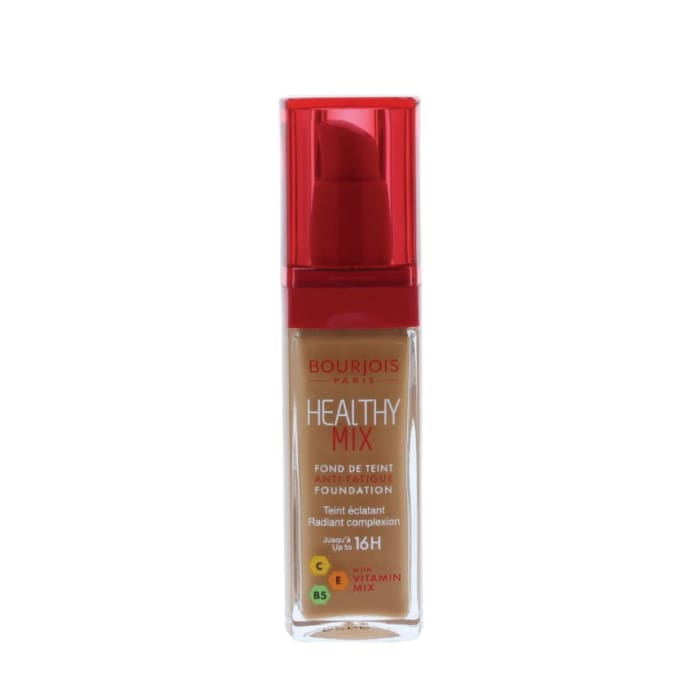 Bourjois Healthy Mix AntiFatigue Foundation 58 Caramel