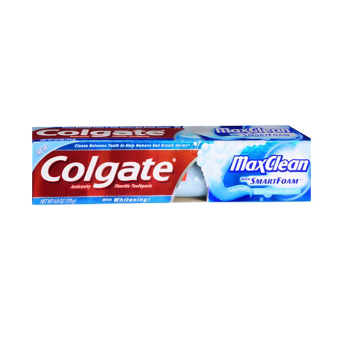 Colgate Maxclean Smart Foam Tooth Paste