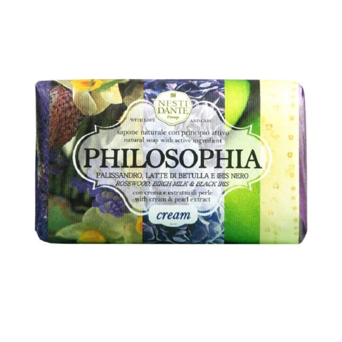 Nesti Dante Soap Philosophia Cream & Pearl Extract