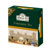 Ahmed Cardamon Tea Tagged Tea Bag