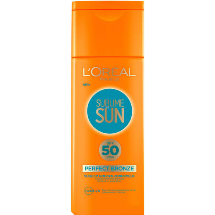 Loreal Paris Sublime Sun Spf 50 Perfect Bronze