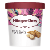 Haagen Dazs Macadamia Nut Brittle 460ml