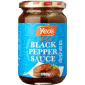 Yeos Black Pepper Sauce 290 Grams
