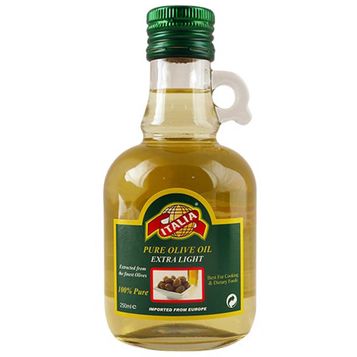 Italia Extra Light Olive oil 250ml