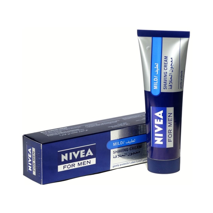 Nivea Shaving Cream For Men Mild