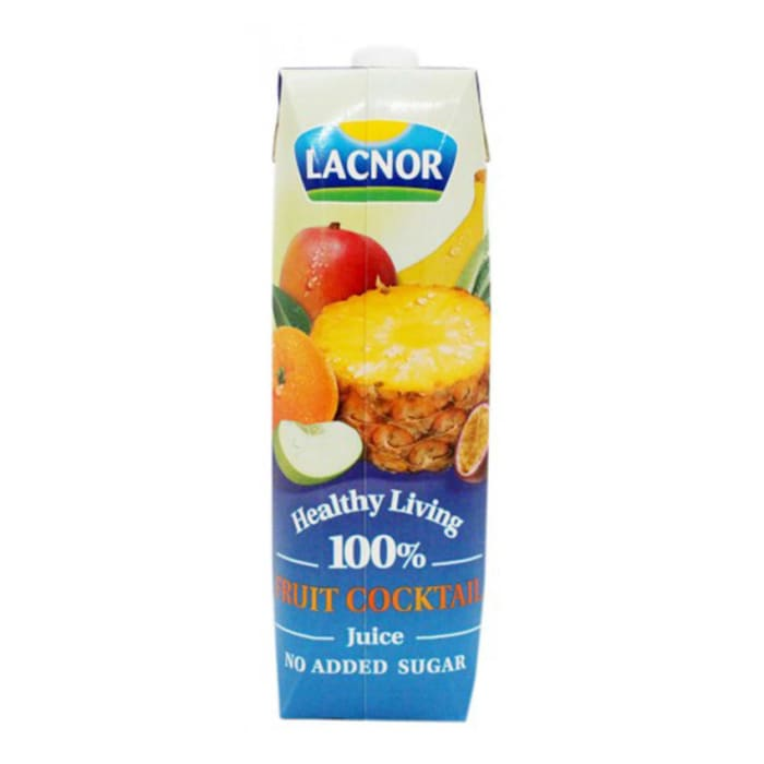 Lacnor  Fruit Cocktail Juice
