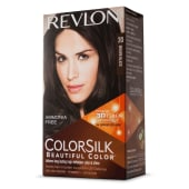 Revlon Colorsilk Haircolor - Brown Black