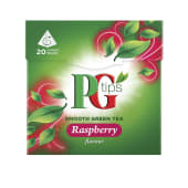 PG TIPS Pg Tips Raspberry Green Tea