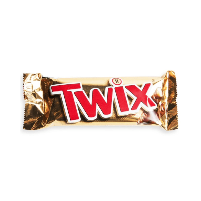 Twix Caramel Milk Chocolate