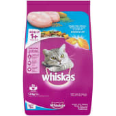 Whiskas Ocean Fish Cat Food 1.4kg