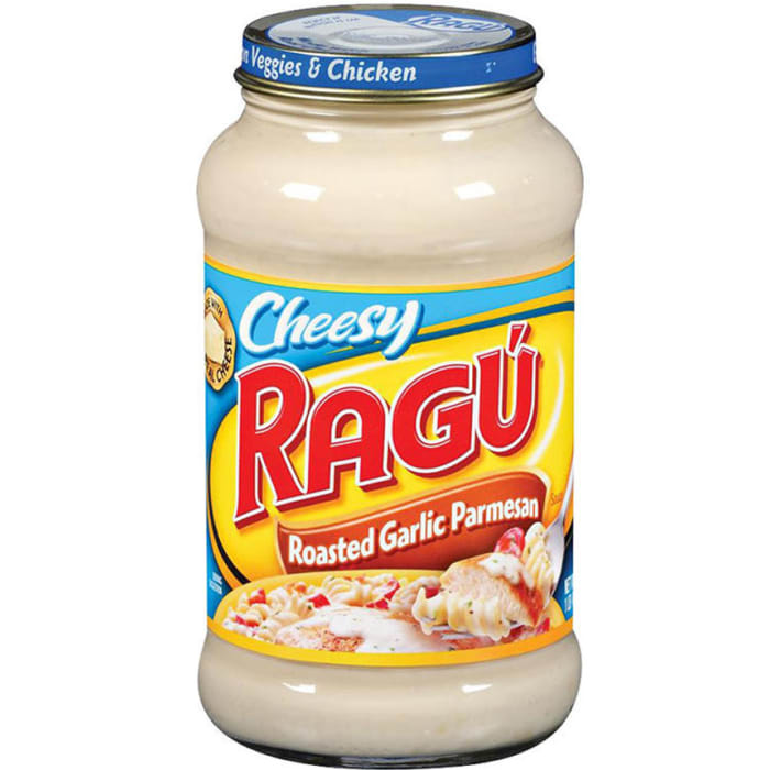 Ragu Cheesy Roasted Garlic Parmesan Sauce