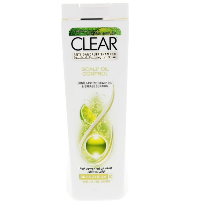 Clear Scalp Oil Control Shampoo