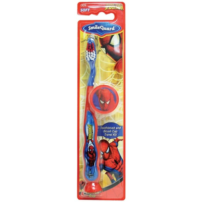 Spider Man Tooth Brush Soft