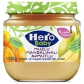 Hero Baby Food Orange 125 g