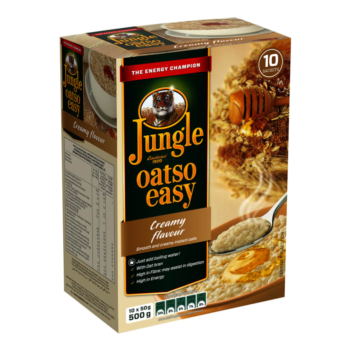 Jungle  Oatso Easy Creamy Flavour