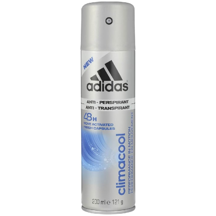 super popular 5435c feb98 Adidas Climacool Deodorant Body Spray for Men