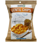 Simply7 Lentil Chips Sea Salt 113g