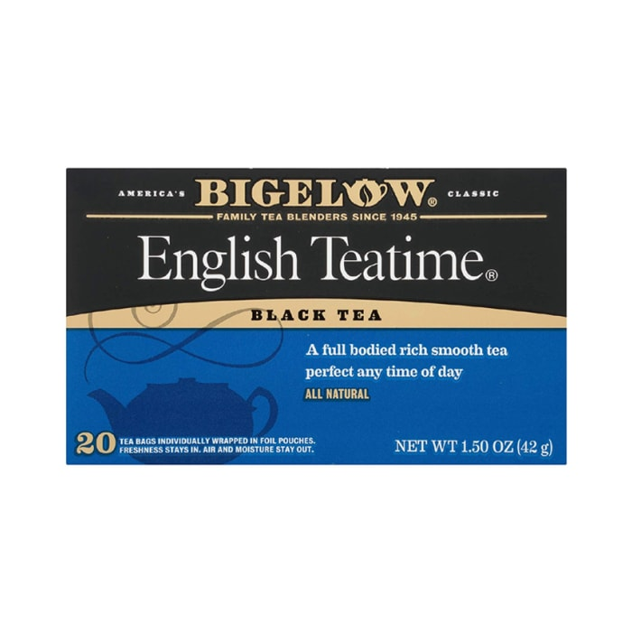Bigelow English Teatime Black Tea 42g