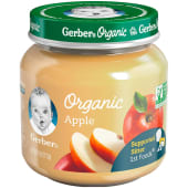Gerber Baby Pudding Organic Apple 113g