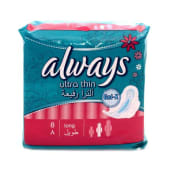 Always Women Care Ultra Fresh