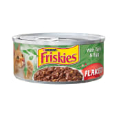Friskies with Tuna & Egg Flaked