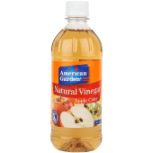 American Garden Natural Vinegar Apple Cider