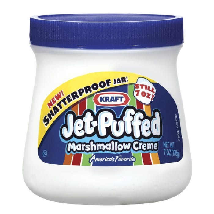 Kraft Jet Puffed Marshmallow Cream